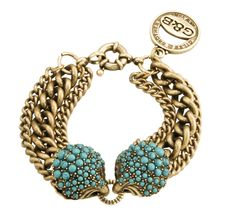 Encrusted Circe Bracelet