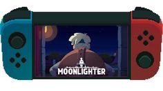 Moonlighter (great looking action RPG) coming to Switch!