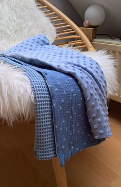 Babydecke, Kombidecke Comforters, Blanket, Bed, Etsy, Ceilings, House, Creature Comforts, Quilts, Stream Bed