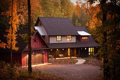 city farmhouse house plans   About my Modern Farmhouse plans featured in Fine Homebuilding and ...