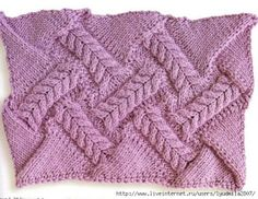 Entrelac Knitting Horseshoe Cable Yikes I havent mastered plain entrelac yet Knitting Stiches, Cable Knitting, Knitting Charts, Free Knitting, Knit Stitches, Stitch Patterns, Knitting Patterns, Crochet Patterns, Crochet Cross