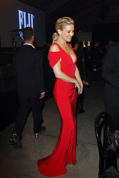 Kate Hudson in Prabal Gurung.
