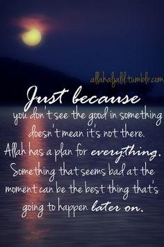 AllahAlJalil - Islamic Quotes  Reminders — allahaljalil.tumblr.com Trust Allah (swt) :)