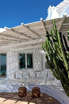♦ white veranda