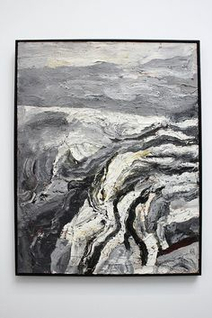 Mountain No. 2, by Jay DeFeo