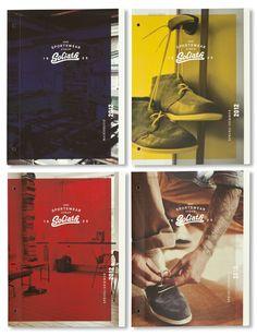 Goliath Sportswear by Studio Beige , via Behance