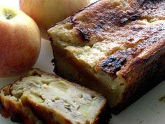 Pudding à la pomme et à la banane