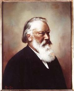 Johannes Brahms ~ One of the leading musicians of the Romantic Period