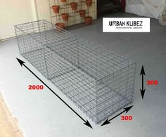 URBAN KUBEZ Gabion Cages, high quality and innovative product range. Strict quality control ensures materials and steel coating are superior Modern Landscape Design, Modern Landscaping, Landscaping Ideas, Garden Landscaping, Architect Design House, House Design, Gabion Cages, Gabion Retaining Wall, Gabion Baskets