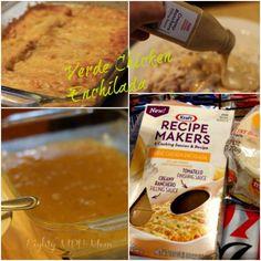 Kraft Recipe Makers – dinner's already started! #RecipeMakers #spon