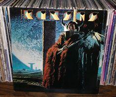 Kansas Monolith Vintage Vinyl Record