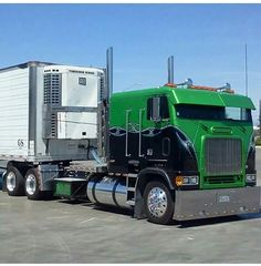 Freightliner Cabovers
