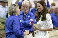 April 18, 2014 - Kate at the Royal Easter Show in Sydney, Australia.