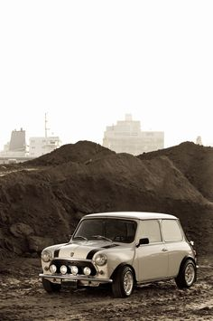 Classic Austin Mini 1000HL Year 1981    Jose Gon Photography