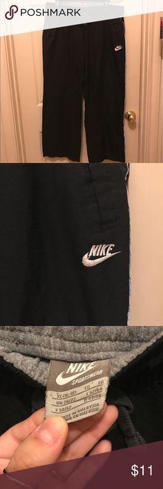XL Nike Pants Nike black wind pants no rips or tears Nike Pants Track Pants & Joggers
