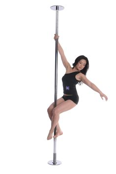 Xpole is probably the best dance pole manufacturer around. This is their 45 mm Sport pole. Great for beginners and doesn't require screwing into the ceiling. Pole Dance, Illinois, Stripper Poles, Pole Moves, Chicago, Sports Models, Professional Dancers, Aleta, Learn To Dance