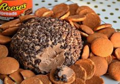 Reese's Peanut Butter Cream Cheese Ball Recipe – Easy Recipes