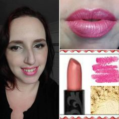 I decided to have some fun with my lips, here are the products I used: Perky Lip Liner Upscale Lipstick Angelic Eye Pigments Have Some Fun, Lip Liner, Younique, Lipstick, Eyes, Makeup, Products, Make Up, Maquiagem