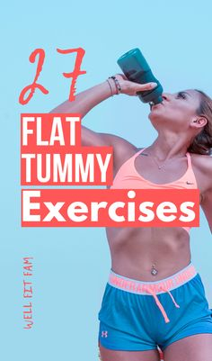 Find the best ab exercises for women. Some exercises are actually ineffective and time-consuming. By choosing the best exercise you can burn belly fat. 5 Minute Abs Workout, Quick Ab Workout, Flat Tummy Workout, Best Ab Workout, Ab Workout At Home, Abs Workout For Women, Morning Ab Workouts, Good Mornings Exercise, Quick Abs