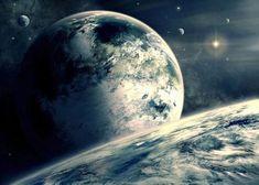 Metal Poster Travel Through Space