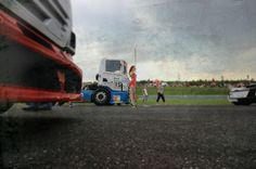 #FIA #ETRC #Most #Gridgirl #MercedesBenz #Scania #Truck #truckracing