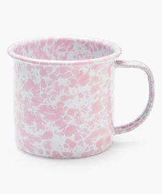 Look what I found on #zulily! Pink Marble 8-Oz. Mug - Set of Four #zulilyfinds