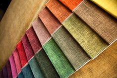 BROCHIER BOSFORO#fabric is a vintage-effect cotton #velvet. Perfect for padding as well as sumptuous window treatments.