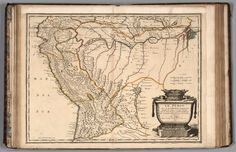 Bolivia, Peru, Brazil, and Ecuador. - David Rumsey Historical Map Collection