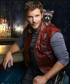 Chris Pratt #GuardiansOfTheGalaxy