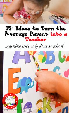 15 Simple Ideas to Teach Kids at Home