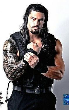 We hope it suits you well! Roman Reigns Wwe Champion, Wwe Superstar Roman Reigns, Wwe Roman Reigns, Roman Reigns Shirtless, Roman Reigns Tattoo, Roman Reigns Family, Roman Regins, The Shield Wwe, Wwe World