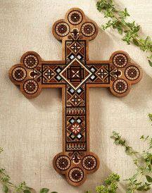 Ucraniano Cruz Folk