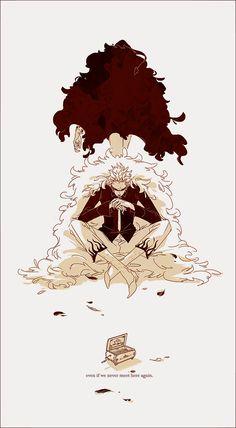 Doflamingo & Corazon - One Piece