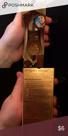 Argan Oil Spray Never used, I'm not even sure why I got this so I'm selling it Ulta Makeup