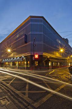 Multi-Award Winning Architects and Interior Designers based in Dublin, London and New York. Luna Restaurant, Restaurant Design, Timber Panelling, Tumblr, Dusk, Exterior, Architecture, Instagram, Arquitetura