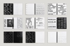 Specimen – All typeface is not available purchase on Behance