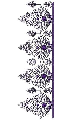 Amazing Lace Embroidery Designs 16522
