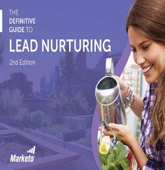 Definitive Guide to Lead Nurturing, Free Marketo Guide Lead Nurturing, Marketing, Free