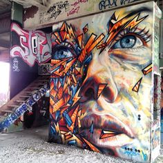David Walker and Base23 at Teufelsber, Berlin, Germany