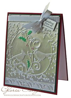 Scraps of Life - WorldWin foil paper, Couture Creations EF