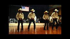 "Country Line Dance ""Harley"" - HEART OF TEXAS-"
