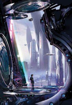 Cyperpunk City