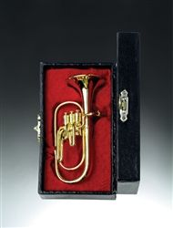 Tuba Miniature Instrument #hiddentreasuresdecorandmore #tuba #miniature #instruments
