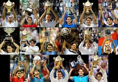 Roger Federer's Grand Slam Titles - Photos - SI.com