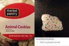 My favorite cookie animal...