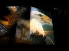 Eagle Spirit on the Native American Flute, Charles Littleleaf