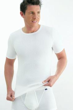 Onderhemd - Kapart - wit