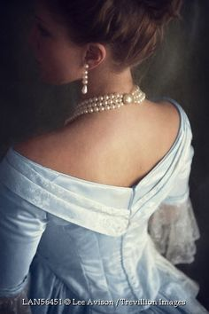 Trevillion Images - woman-in-vintage-ball-gown