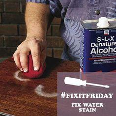 #fixitfriday