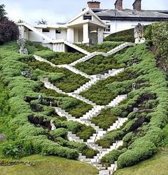 Garden of Cosmic Speculation, Scotland - TRAVEL INTO WORLD: Most Beautiful and Famous Gardens in the World